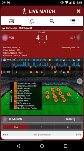 Bet IT Best - Livescores 3.1.9 screenshots 2