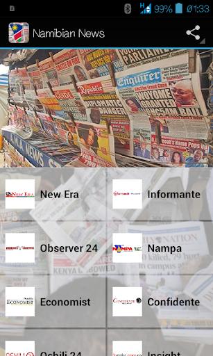 Namibian News