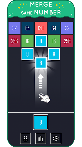 X2 Blocks - Merge Puzzle 2048 android2mod screenshots 2