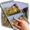 Horse Keyboard Theme icon