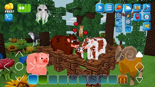 RealmCraft Build Survival Craft Skins to Minecraft 1