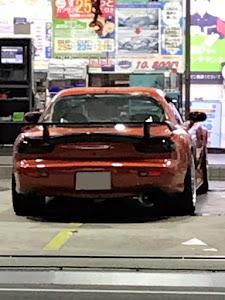 RX-7  のカスタム事例画像 ガッキー(世界一の洗車オタクになる^_^)さんの2018年11月15日19:39の投稿