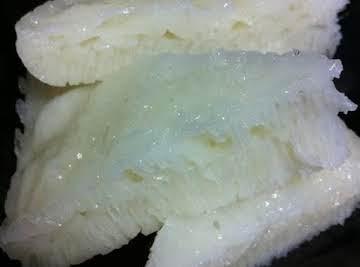 Bai Tang Gao (Steamed Rice Cake)