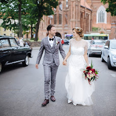 Wedding photographer Evgeniy Kirilenko (Clio). Photo of 09.06.2016