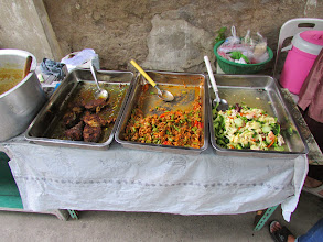 Photo: Muslim street food