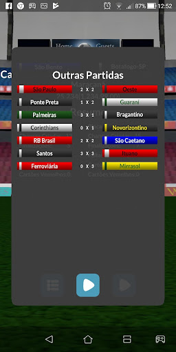Mitos Soccer Manager 2019 screenshot 6