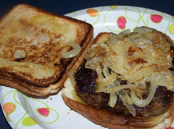 To make grilled cheese put buttered bread 2 at a time in large skillet,...