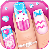 Nail Art Games for Girls