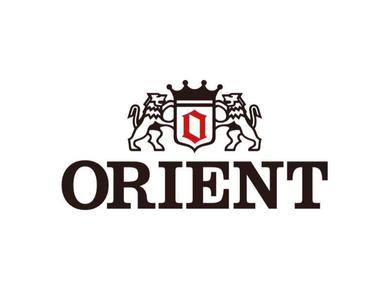 Logo của Orient- một trong những chân trụ của đế chế đồng hồ Nhật Bản