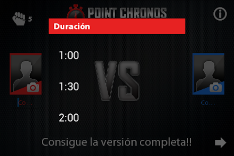 Point Chronos FREE - Point Fight Scoreboard- screenshot thumbnail