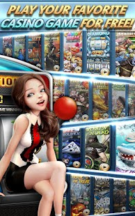 Full House Casino - Free Slots- screenshot thumbnail