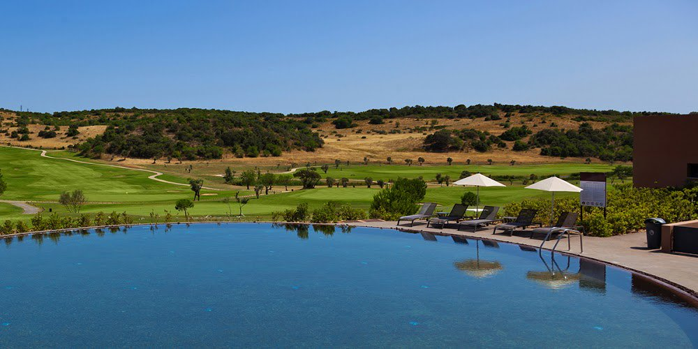Portugal Algarve Karta.Nau Morgado Golf Country Club Web Oficial Golf Hotel Portimao