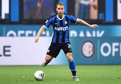 🎥 L'Inter Milan a donné des nouvelles de Christian Eriksen