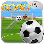 Ball To Goal Icon
