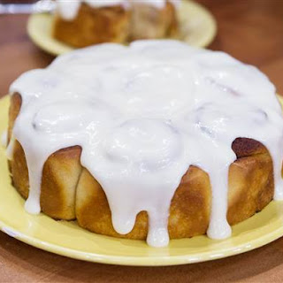 Cream Cheese Cinnamon Glaze Recipes