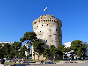 Photo: Thessaloniki - White Tower