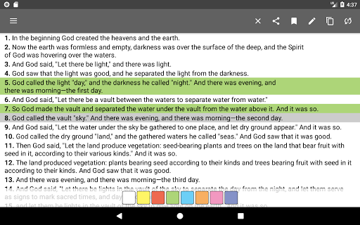 Bible Offline screenshot 19
