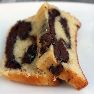 Nutella Pound Cake.