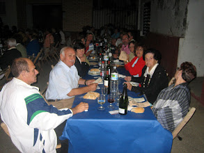 Photo: Cena de Hermandad - © Rubén Asín Abió