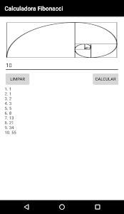 Calculadora Fibonacci 1.0