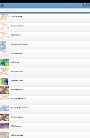 android Sea currents Screenshot 4