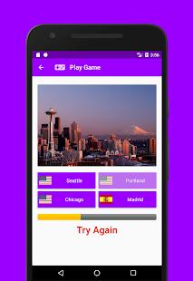 City Skyline Quiz - náhled