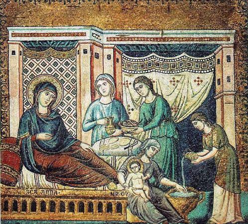 Resultado de imagem para mosaico românico