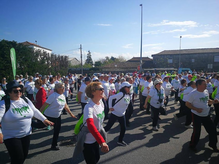 Lamego participa em Encontro Nacional de Centros de Marcha e Corrida
