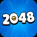 Brawl 2048 icon
