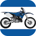 Jetting for Yamaha YZ dirtbike icon