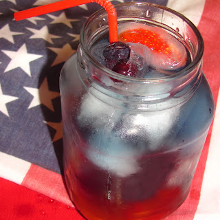Patriotic Berry Sipper