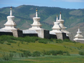 Photo: Erdene Dzuu kolostor