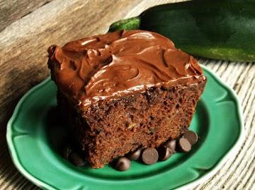 Chocolate Zucchini Cake (updated) Recipe