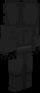 é um ninja habilidoso e foda com as habilidades e poderes do herobrine