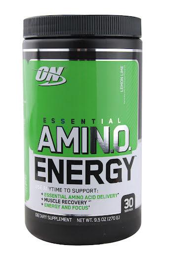 ON Essential Amino Energy 270g - Lemon/Lime