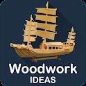 Woodwork DIY Ideas icon