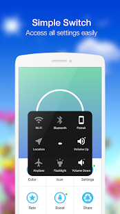 Assistive Touch for Android - náhled