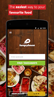 hungryhouse Takeaway Online- screenshot thumbnail