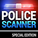 Police Scanner Multi-Channel Player icon