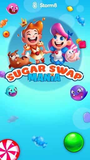 シュガースワップマニア|玩街機App免費|玩APPs