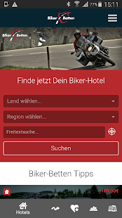 Biker Betten- screenshot thumbnail