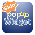 W-7 skin for Popup Widget icon