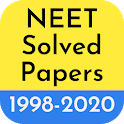 NEET Solved Papers Offline (1998 - 2020) icon