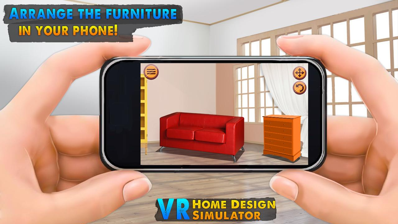 home design simulator. VR Home Design Simulator  screenshot Android Apps on Google Play
