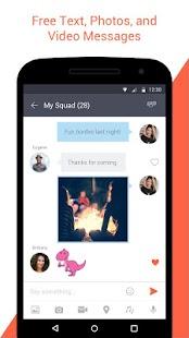 Tango - Free Video Call & Chat Screenshot 2