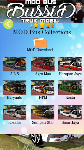 Bussid Mod Bus Truck Mobil Update 2020 1.0 screenshots 4
