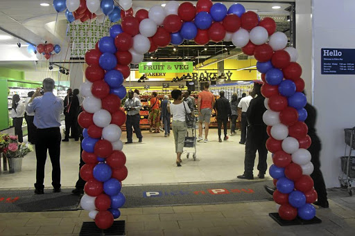 Pick n Pay Zimbabwe Borrowdale's official opening. Picture: SUPPLIED
