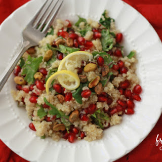 Fresh Start Quinoa Salad (gf, df).