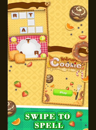 Download Words of Cooky - Spell words with cookies MOD APK 7