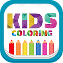 Kids Coloring icon